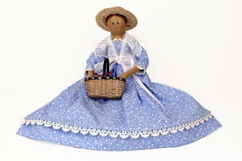 Penny Wooden Doll