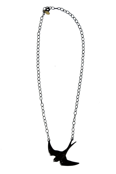 Small Swallow Necklace