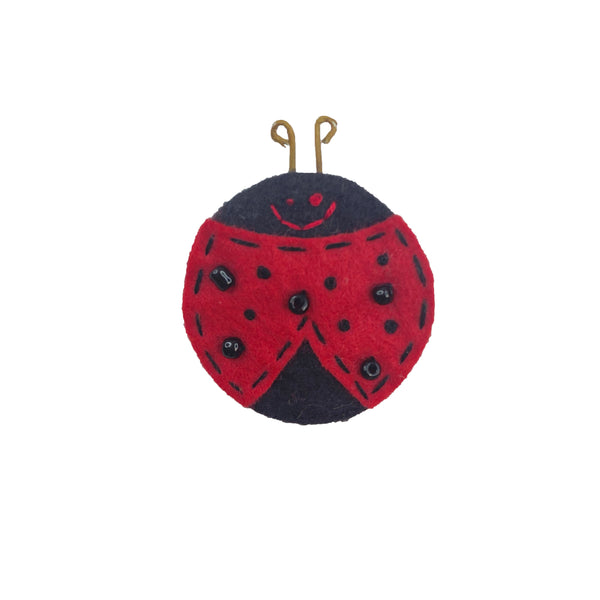 Felted Insect Pin