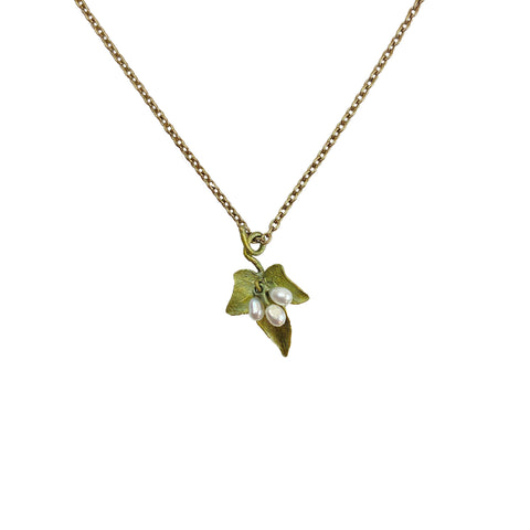 Ivy Dainty Pendant Necklace