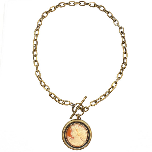 Butterscotch Marlene Necklace