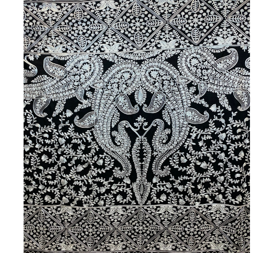 Sanika Embroidered Shawl