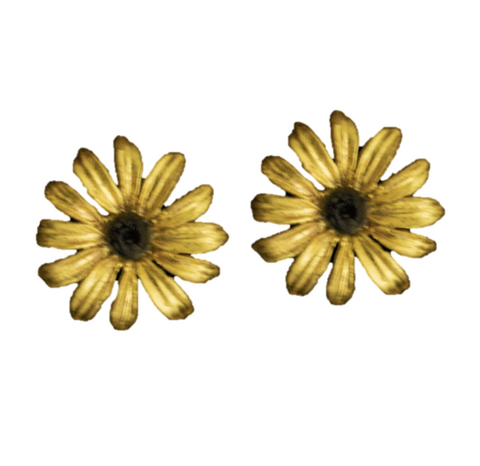 Black-Eyed Susan Earrings - Post