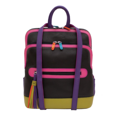 Multicolored Carry Bag
