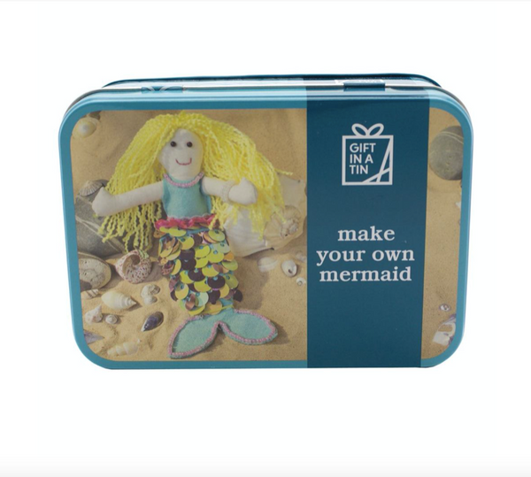 Make Your Own Mermaid Tin Set