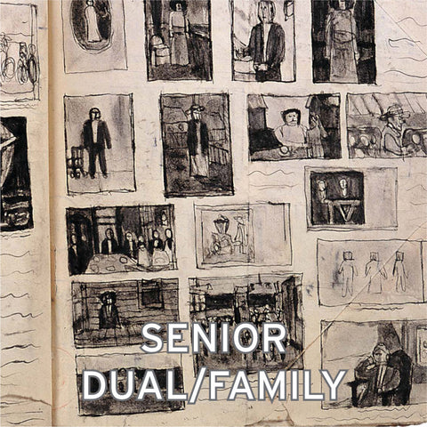 Senior Dual/Family Membership