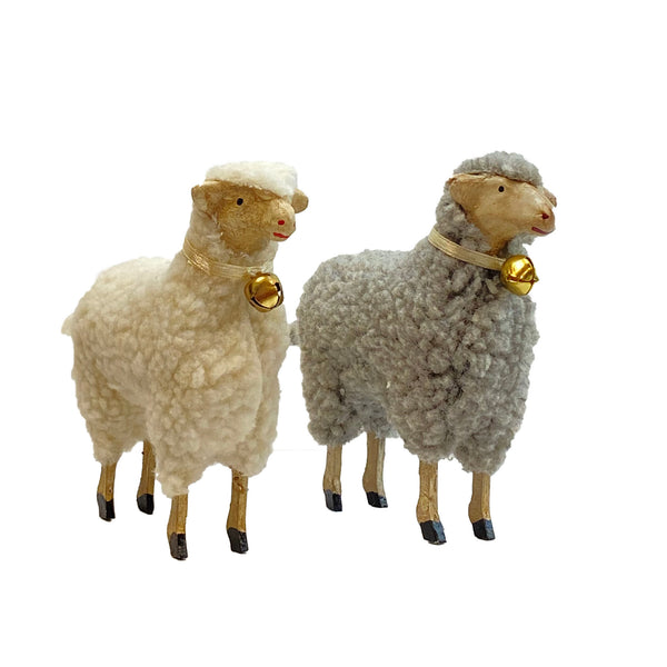 Set of Two Lambs