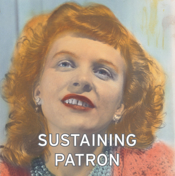 Sustaining Patron Membership