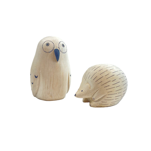 Wooden Animal Friend Sets