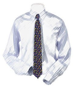 Cocktail Glasses Tie