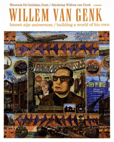 Willem van Genk: building a world of his own