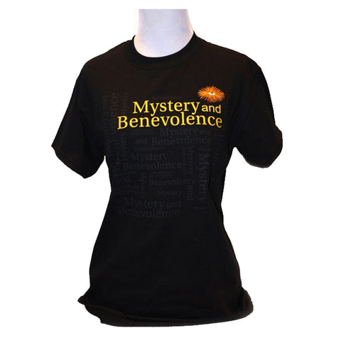 Mystery and Benevolence T-shirt