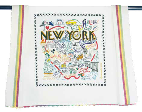 NYC Dish Towel
