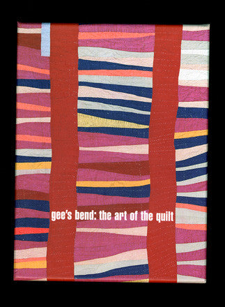 Gee's Bend Quilts Note Cards