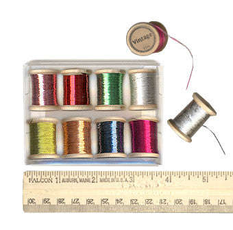 Vintage Metal Thread