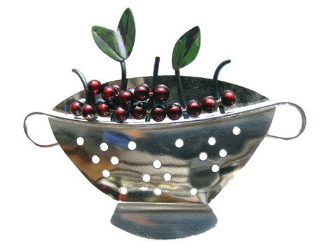 Cherry Bowl Pin