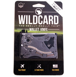 WildCard™ Pocket Knife Tool