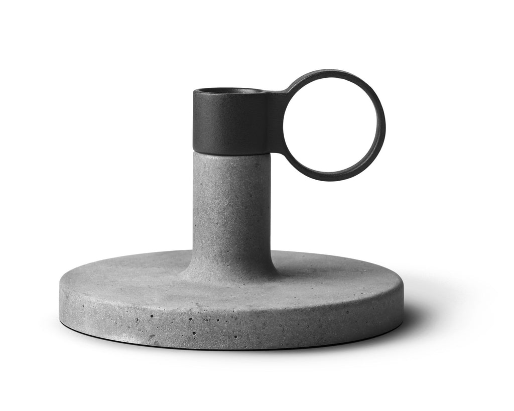Weight Here Candle Holder