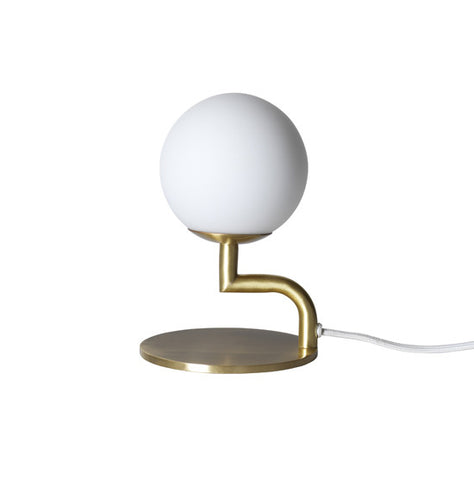 Mobil Table Lamp Brass