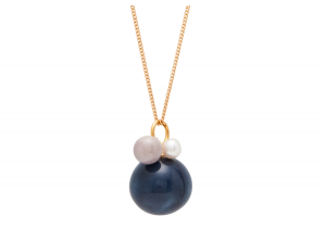 Pearl 'n Porcelain necklace
