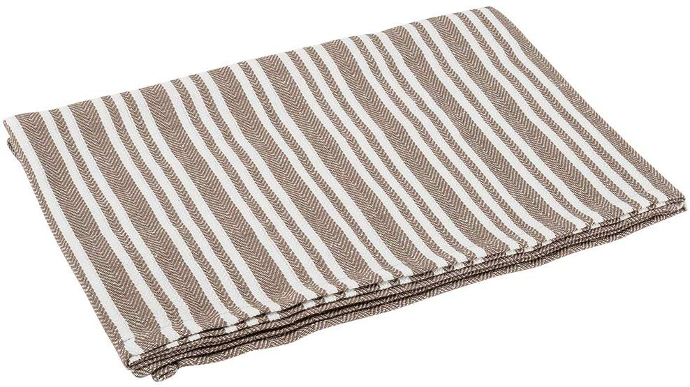 Horizontal tea towel