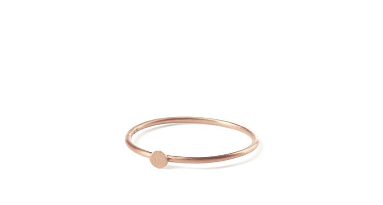 Micro Coin Ring