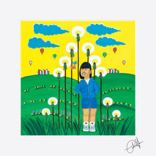 Load image into Gallery viewer, Field of Joy - Mini Print