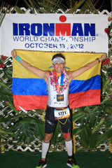 Ironman Triathlete, Beto Navarro
