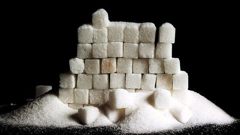 Sugar is a frequent cause of GI distress
