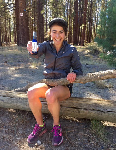 Alexi Pappas Shares Her Electrolyte Choice In Mammoth Lakes
