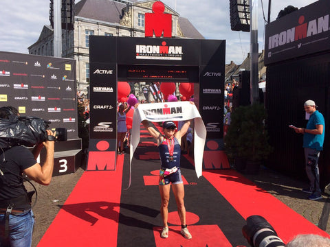 Mary Beth Ellis wins her 10th Ironman Championship