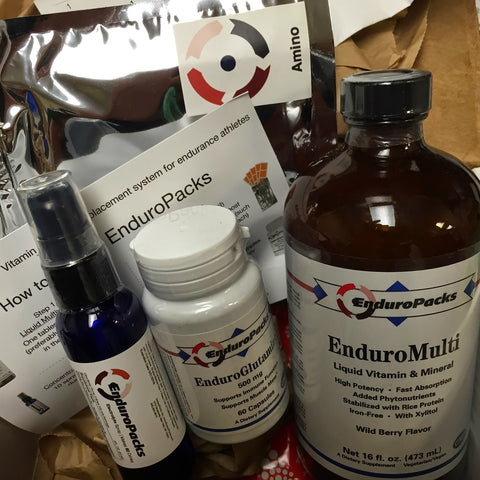EnduroPacks Daily Nutrients For Endurance Training