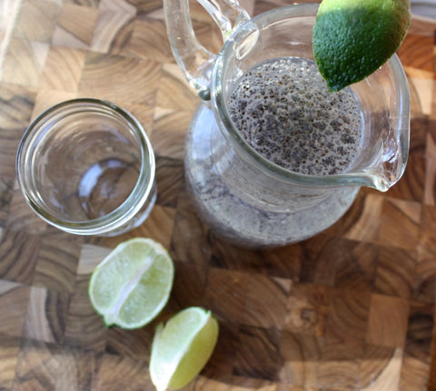 "Make Your Own ""Healthy"" Homemade Gatorade"