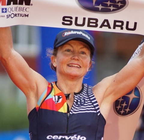 Mary Beth Ellis is a 11-Time Ironman Champion