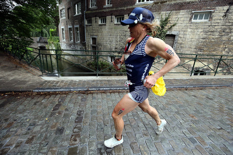Triathlon's Honey Badger Returns To Top Form