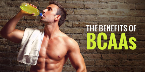 The Benefits of BCAAs For Athletes