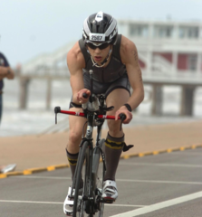 Elite Triathlete, Coach and Wattie Ink Team Member, Chris Hague
