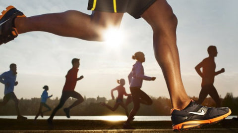 Study Suggests Runners Do Benefit From Nutrients