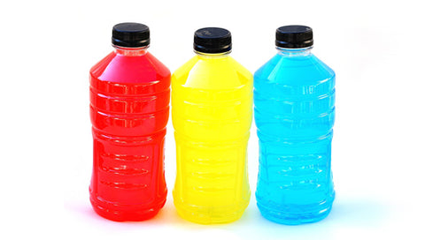 Sports Drinks Contain Many Different Sweeteners To Put Glucose In Your Body