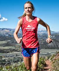 Trail Run Champion Megan Lizotte