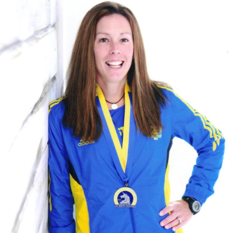 Distance Runner and Boston Marathon Qualifier Sara Randolph