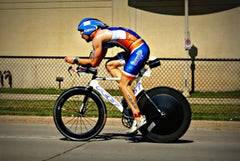 Triathlete, Jeremy Rielley