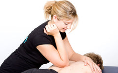 Massage Out Muscle soreness