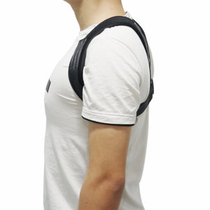 Adjustable Clavicle Posture Corrector Men Woemen Upper Back Brace Shoulder Lumbar Support Belt Corset Posture Correction B-01-03