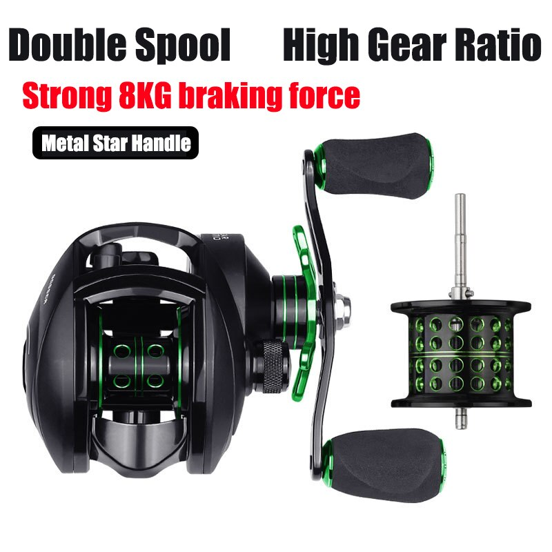 Fishing Casting Reel