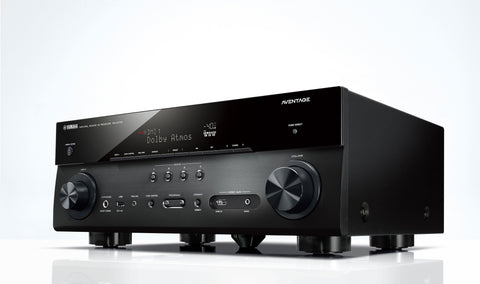 Yamaha RX-A770 7.2-Channel Network A/V Receiver
