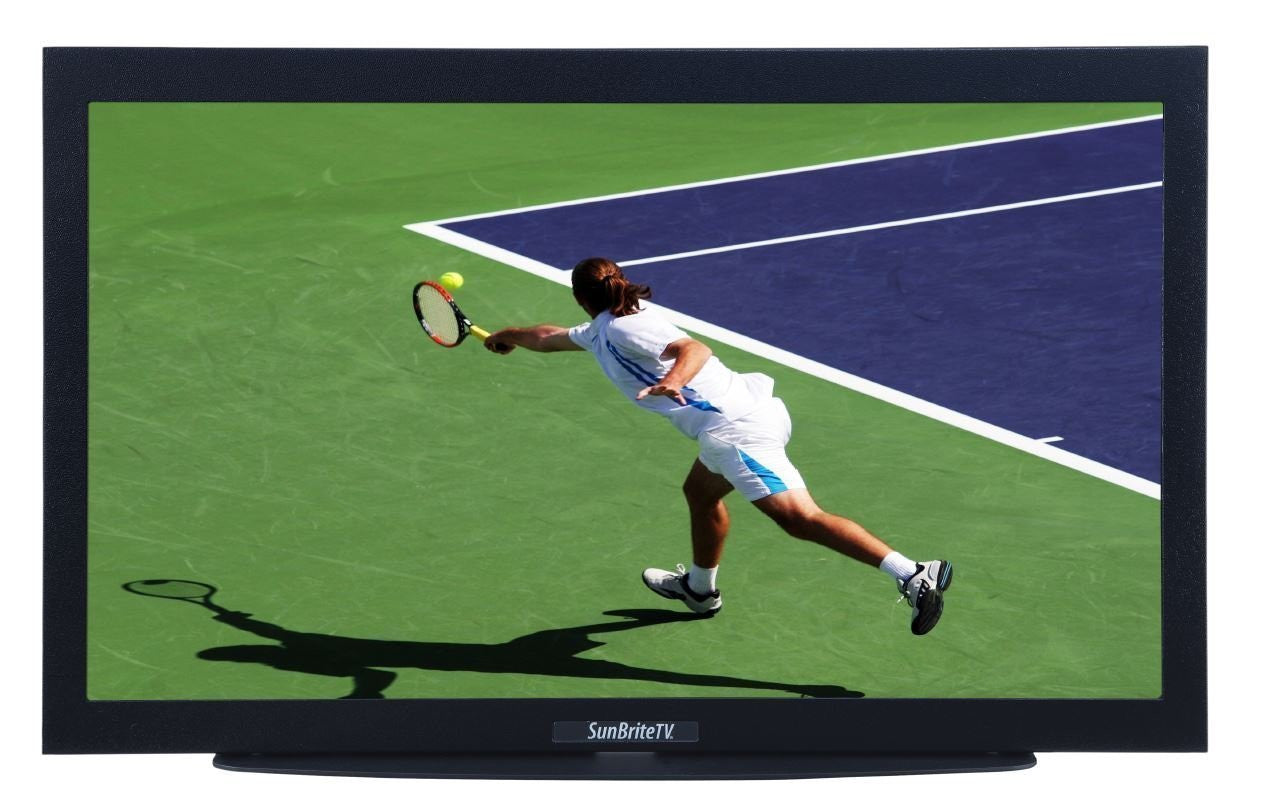 "SunbriteTV Signature Series Black Outdoor 46"" 1080p LED-LCD TV"