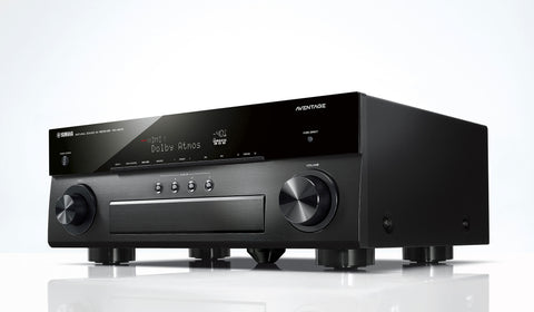 Yamaha RX-A870 7.2-Channel Network A/V Receiver
