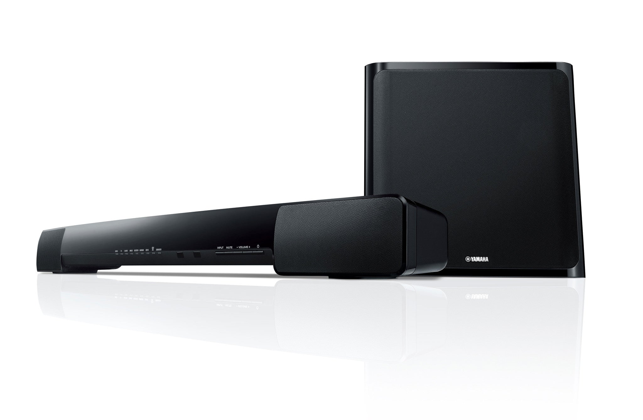 Yamaha YAS-203 Soundbar with wireless subwoofer