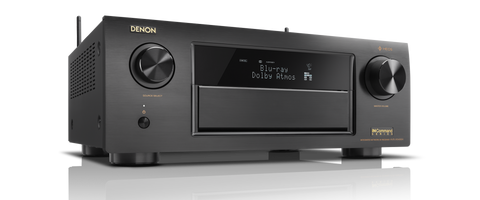 Denon AVR-X6400H 11.2 Channel 4K Network AV Receiver